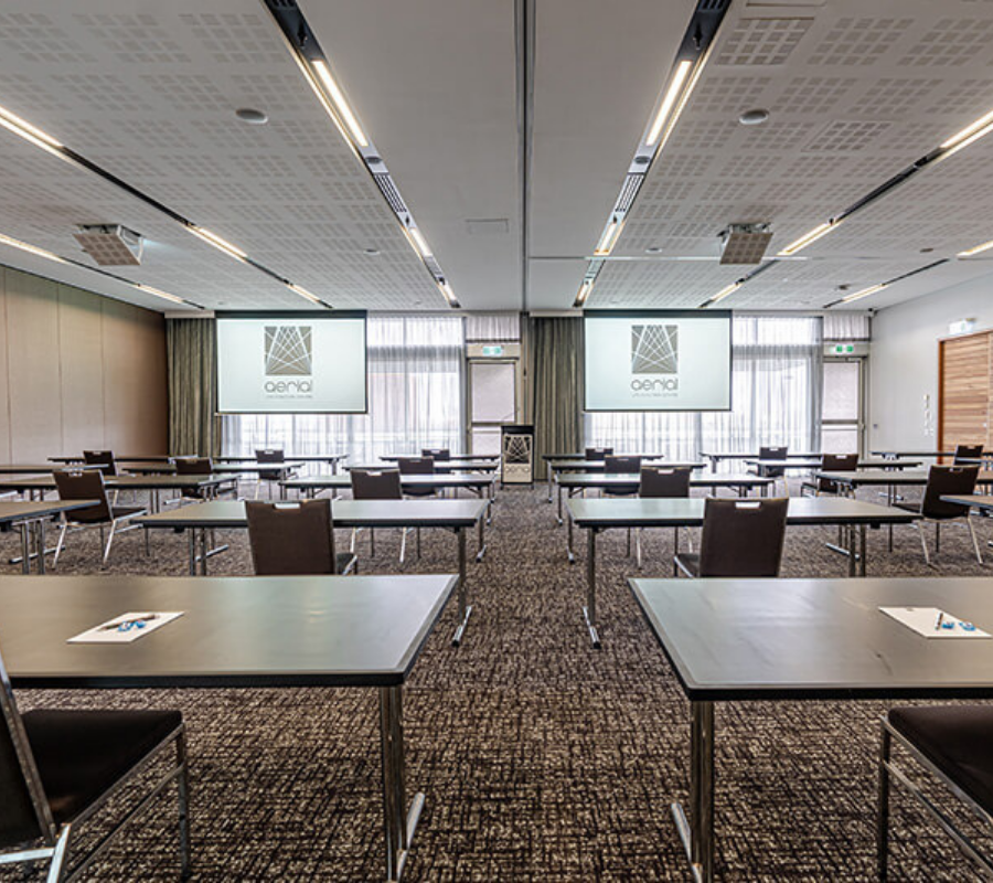 Aerial Function Rooms