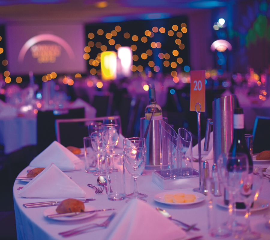 Banquets and Gala Dinners